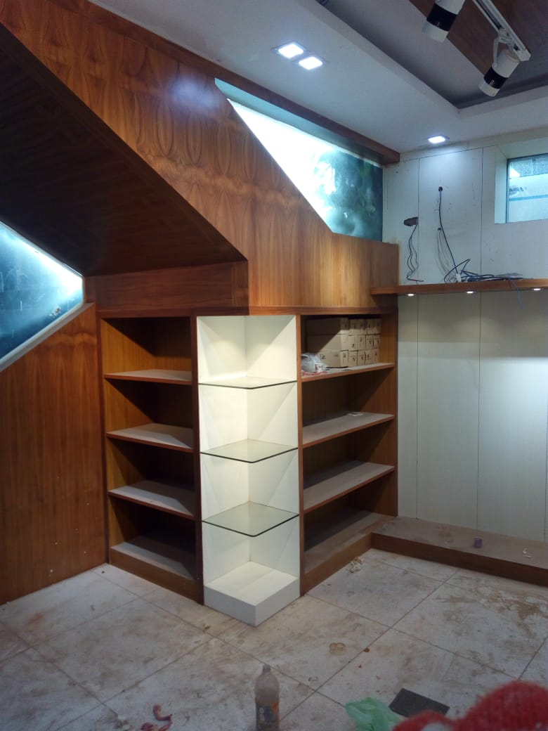 ALL INTERIORS &S STRUCTURAL WORK