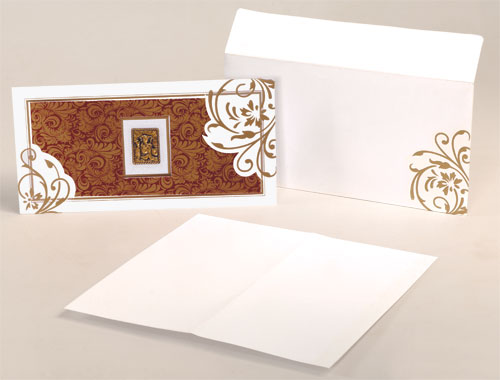 Lovely Indian Wedding Cards