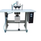 Non Woven Handle Bag Fixing Machine