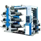 Non Woven Flexo Bag Printing Machine
